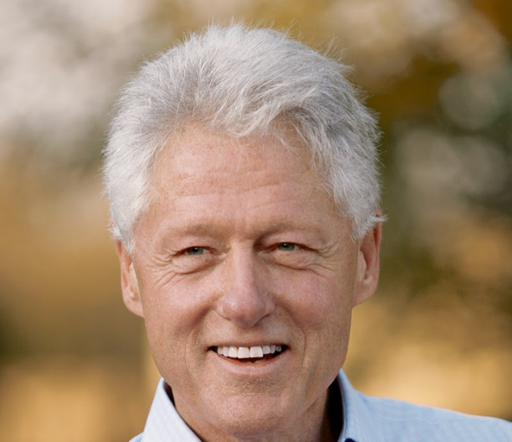 The 'Big Dog' Bill Clinton