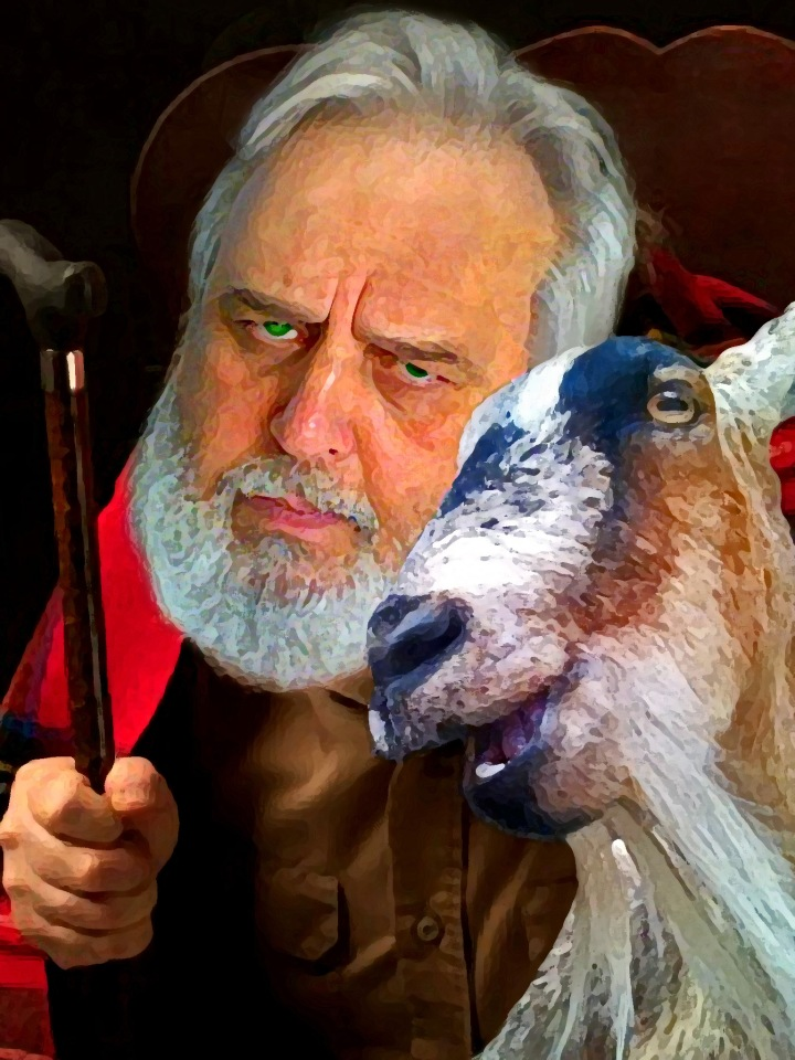 """""""Nanni"""" and the Lonely Goatherd"""